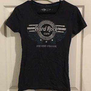 Hard Rock Cafe Pigeon Forge T Shirt